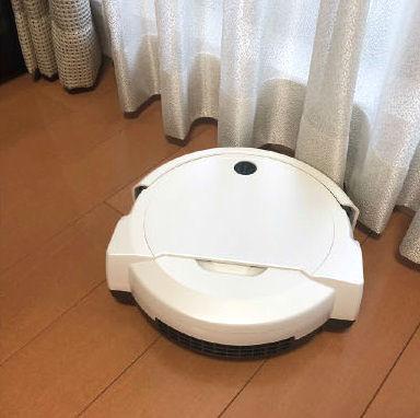 ロボットクリーナー KS0001WH