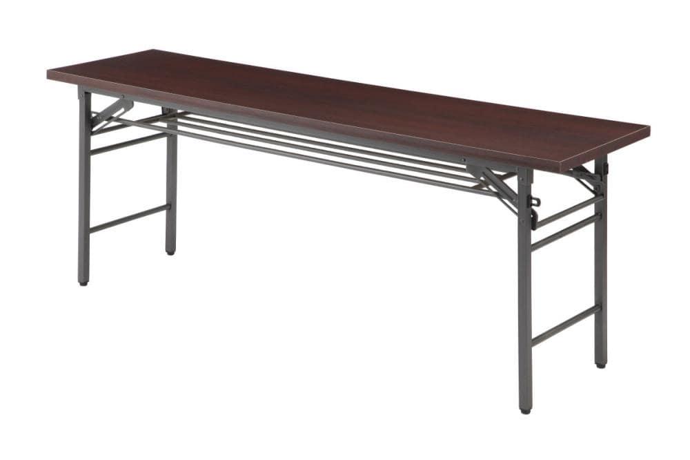 折りたたみ会議テーブル ハイタイプ 幅180×奥行45×高さ70cm