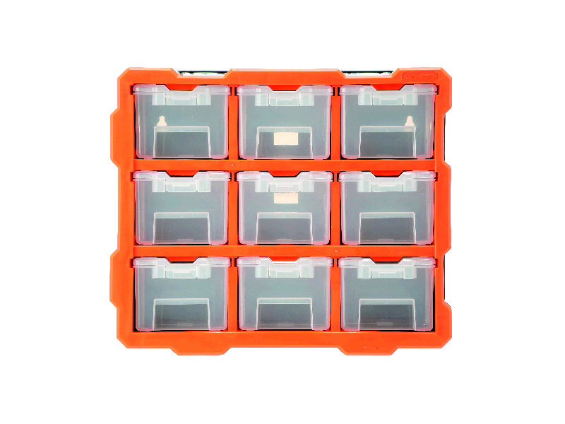 縦にも横にもつなげられる収納BOX 各種