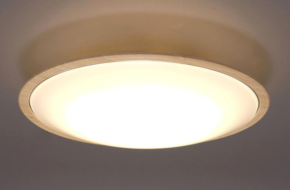 アイリスオーヤマ LEDシーリングライト ウッドフレーム ナチュラル 各種