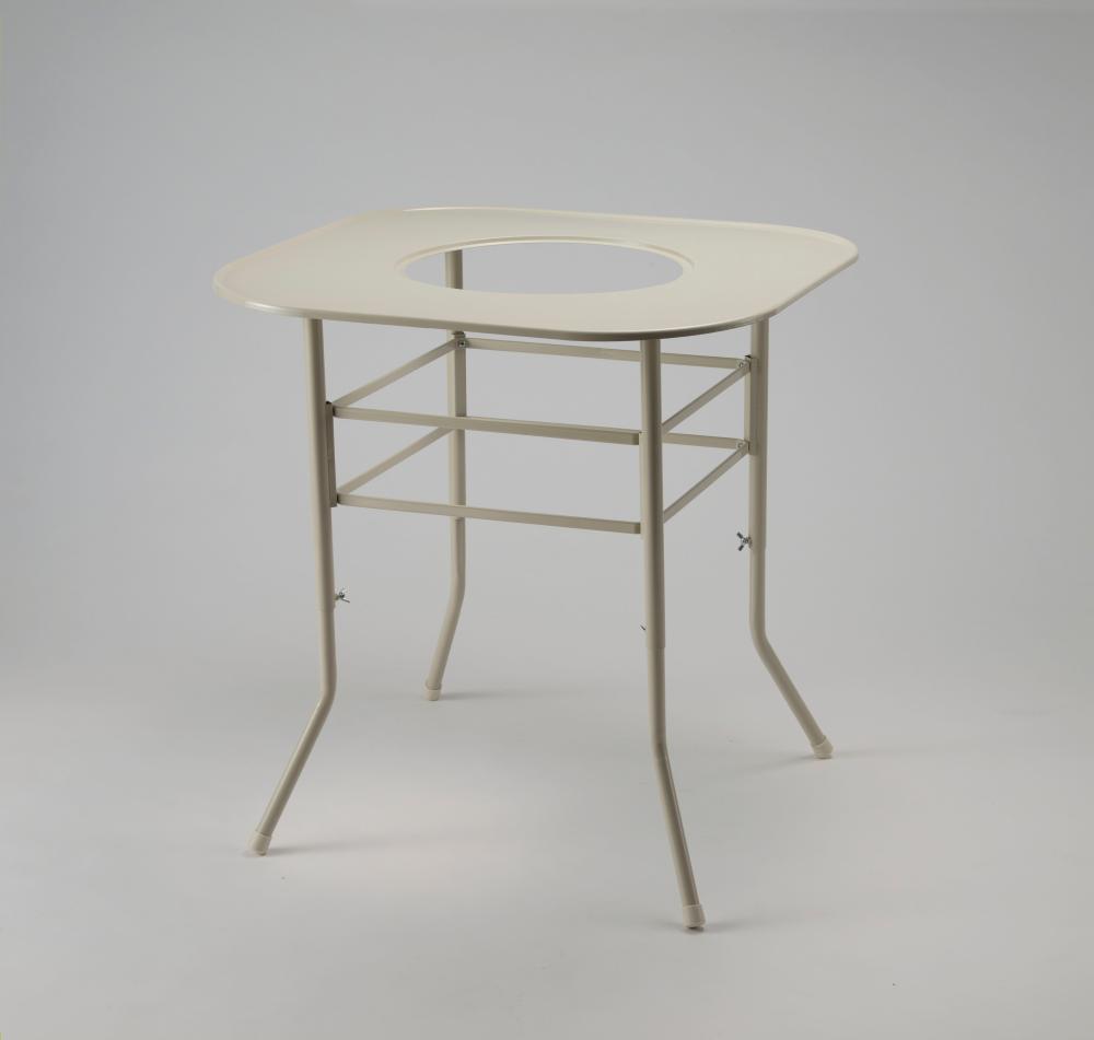 対流型ストーブ用テーブル