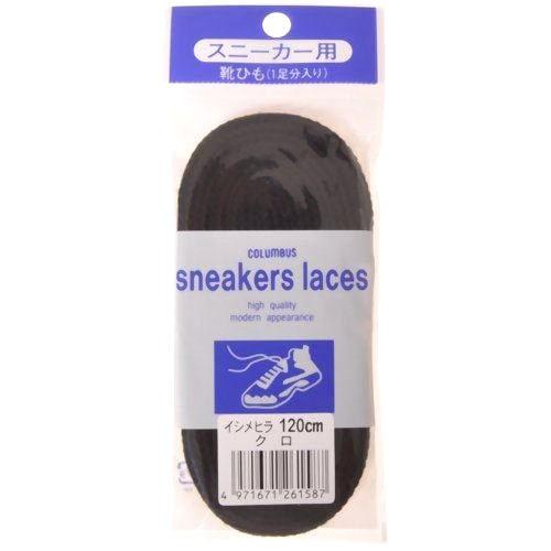 コロンブス スニーカー用靴ひも 石目平 各種