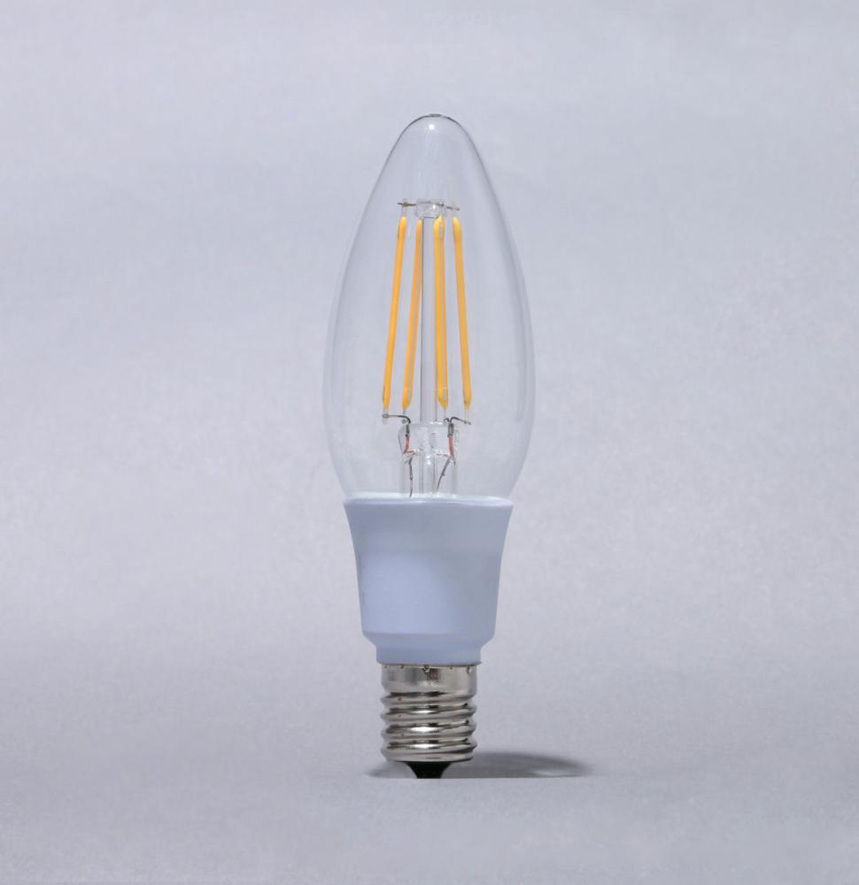 LEDフィラメント電球 小形調光 電球色40形相当450lm 各種