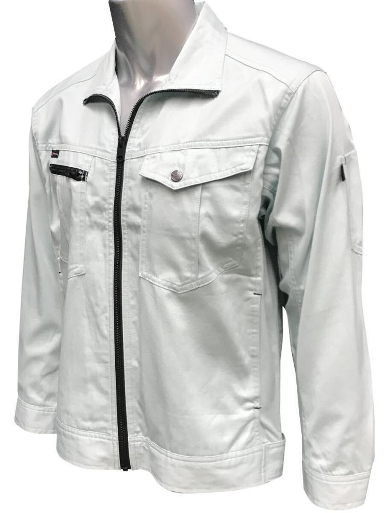 綿作業ブルゾン 7310 グリーン 各サイズ
