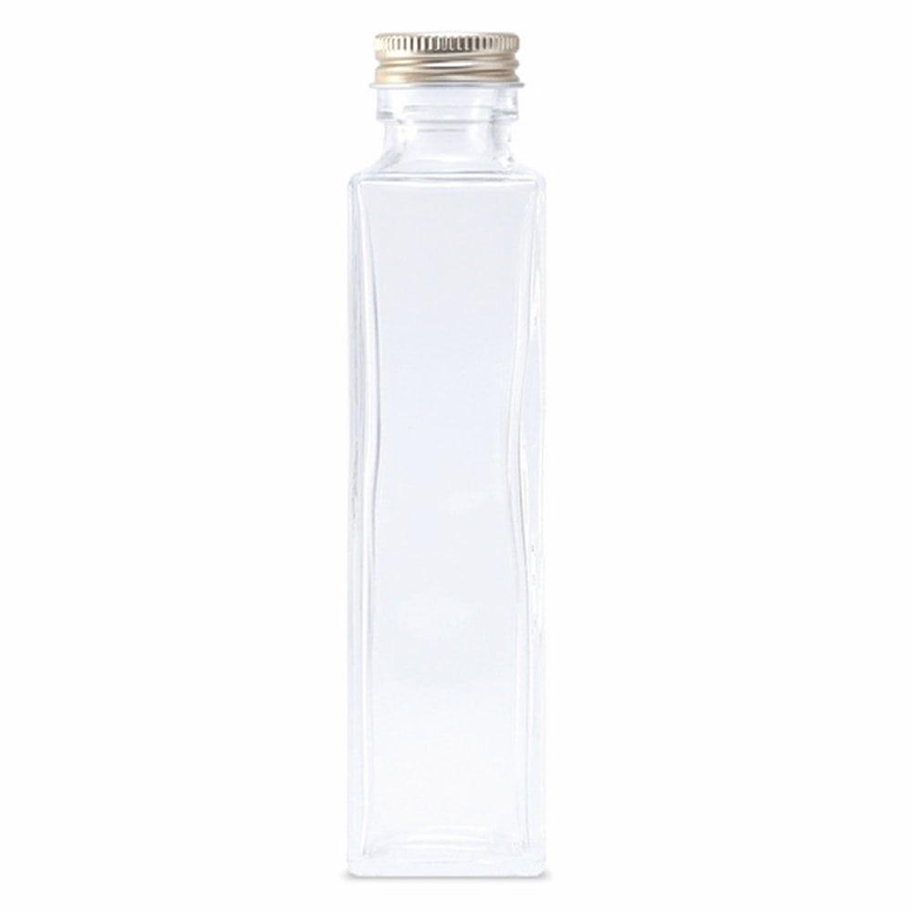 ガラスボトル スクエア150 GL-SQ150