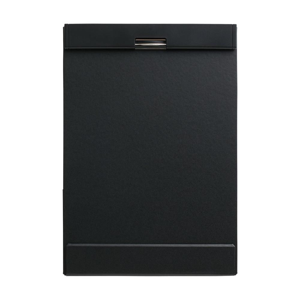 キングジム クリップボード マグフラップ A4 タテ 黒