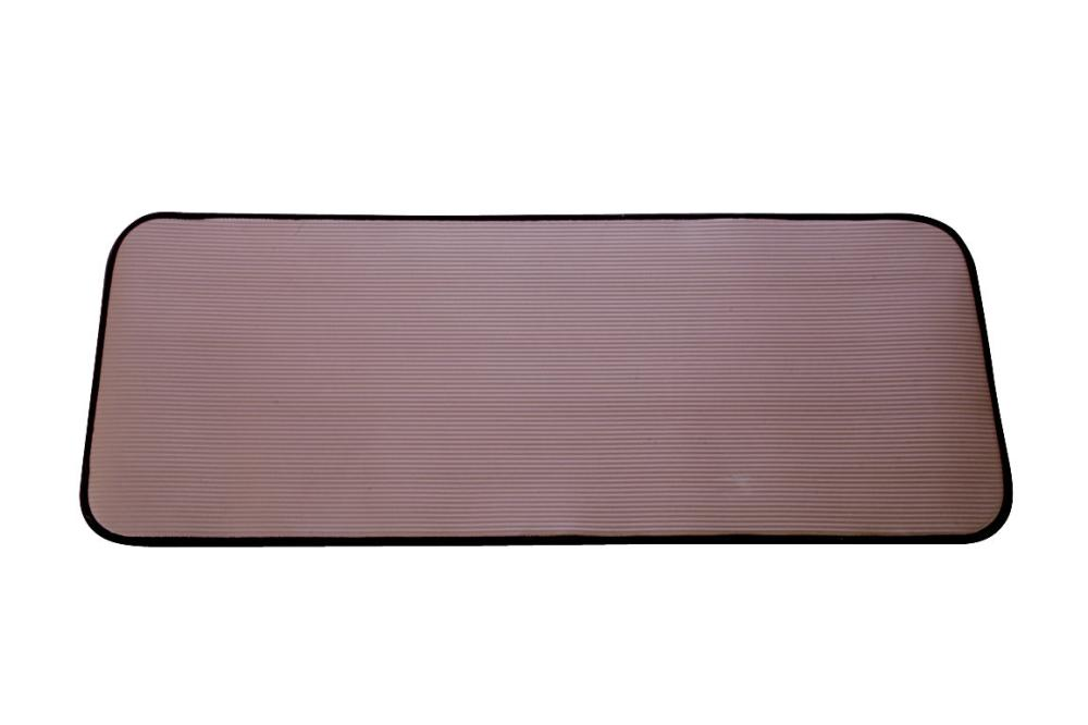 【ドットコム限定特価】ふんわりキッチンマット 50×120cm ブラウン