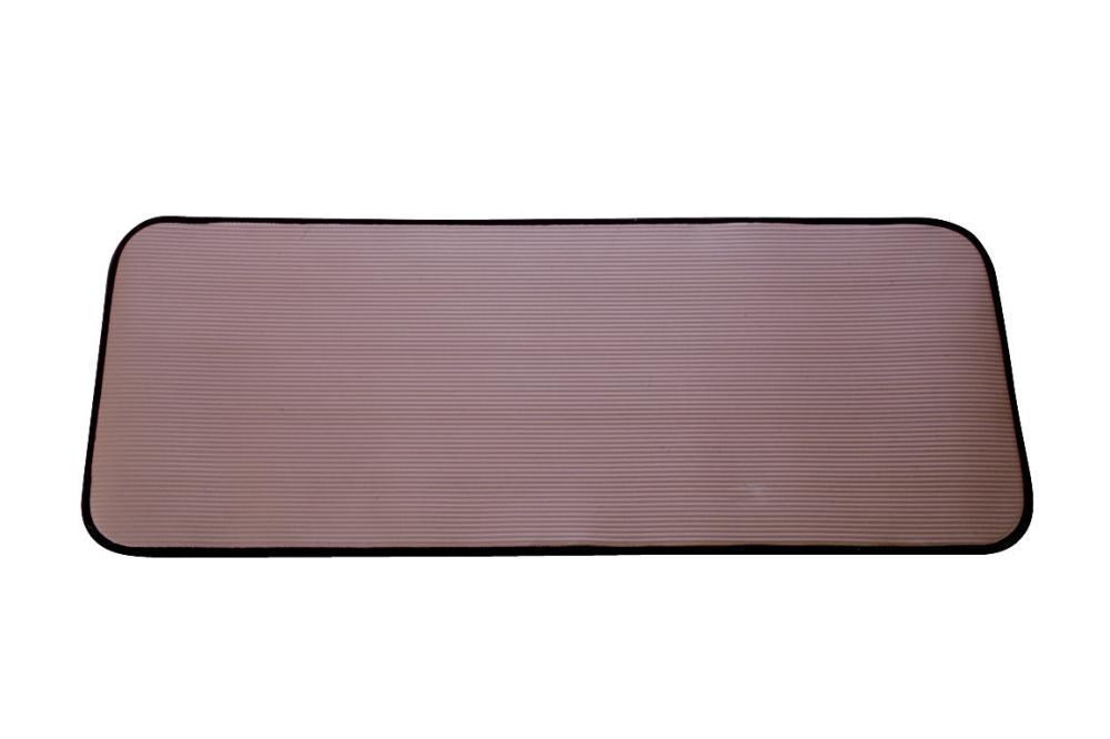 【ドットコム限定特価】ふんわりキッチンマット 50×180cm ブラウン