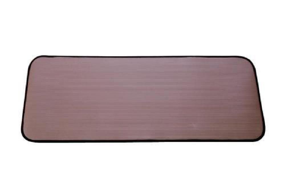 【ドットコム限定特価】ふんわりキッチンマット 50×240cm ブラウン