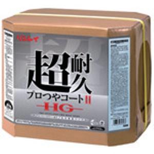 リンレイ 床用樹脂ワックス 超耐久プロつやコート2 HG RECOBO 18L_