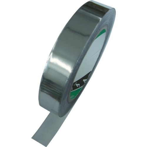 TERAOKA 導電性アルミ箔粘着テープNO.8303 25mmX20M_