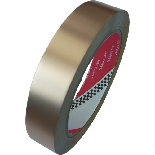 TERAOKA 銅箔粘着テープNO.831S 10mmX20M_