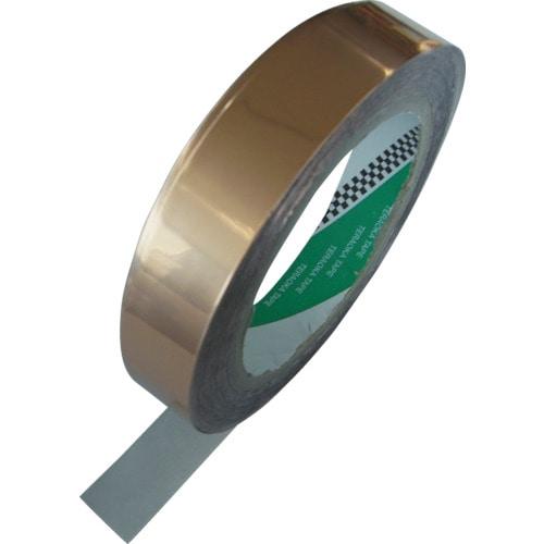 TERAOKA 導電性銅箔粘着テープNO.8323 15mmX20M_