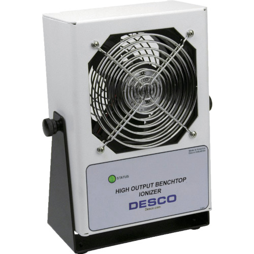 DESCO ハイアウトプット作業台用イオナイザー 110V 50/60HZ_