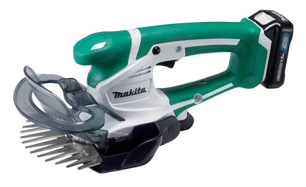 マキタ MUM600DSH 充電式芝生バリカン