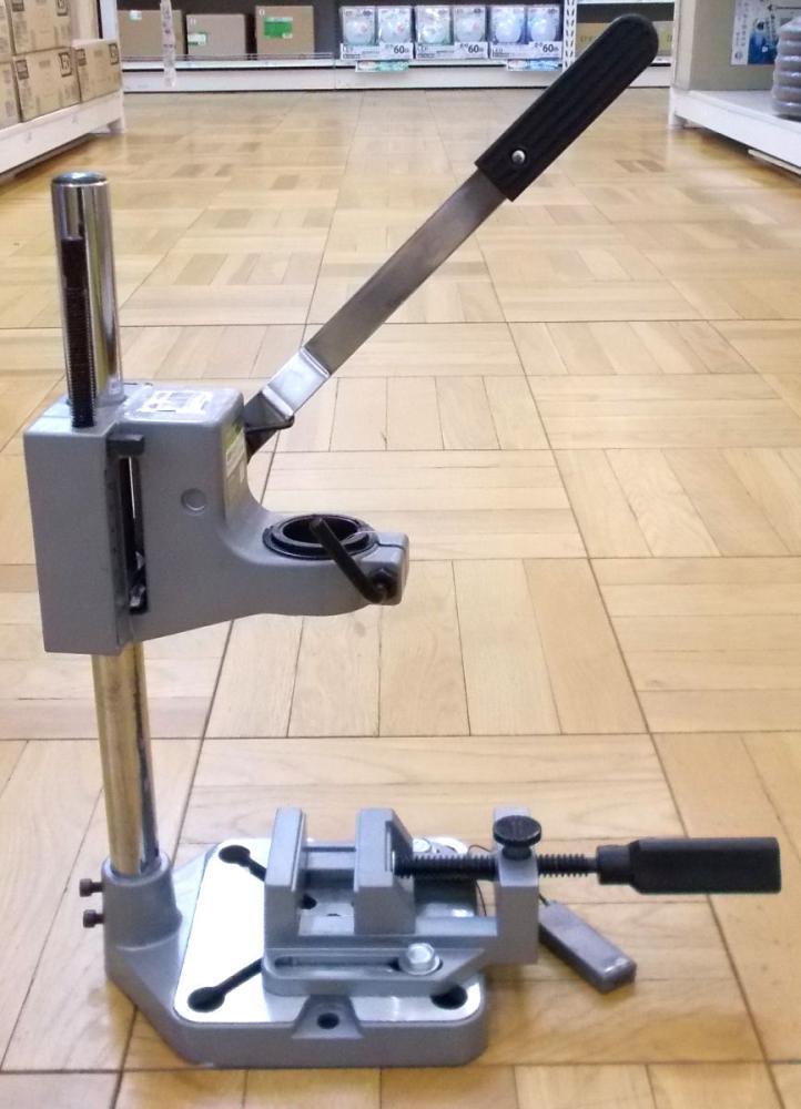EARTH MAN電動ドリルスタンド クイックバイス付