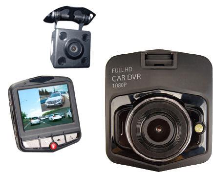 カイホウジャパン リアカメラ付きドライブレコーダー KH-DR70