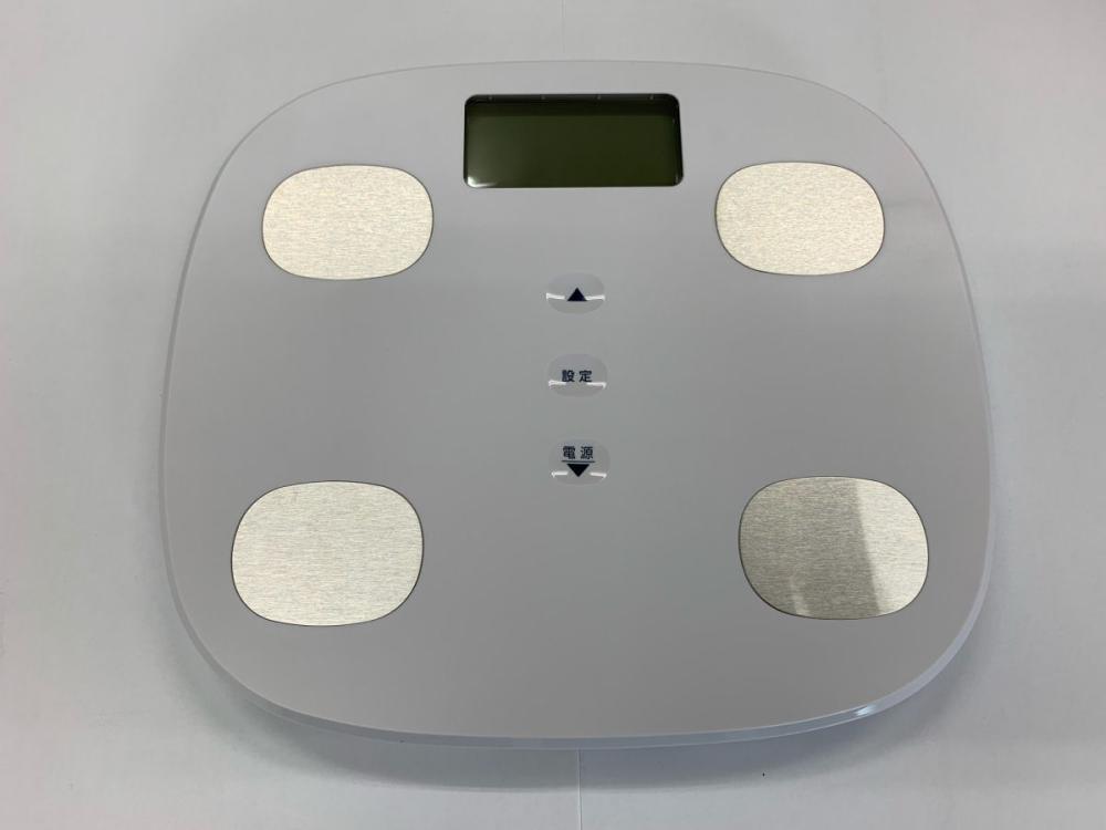 AL スッキリ置ける立てられる体重体組成計