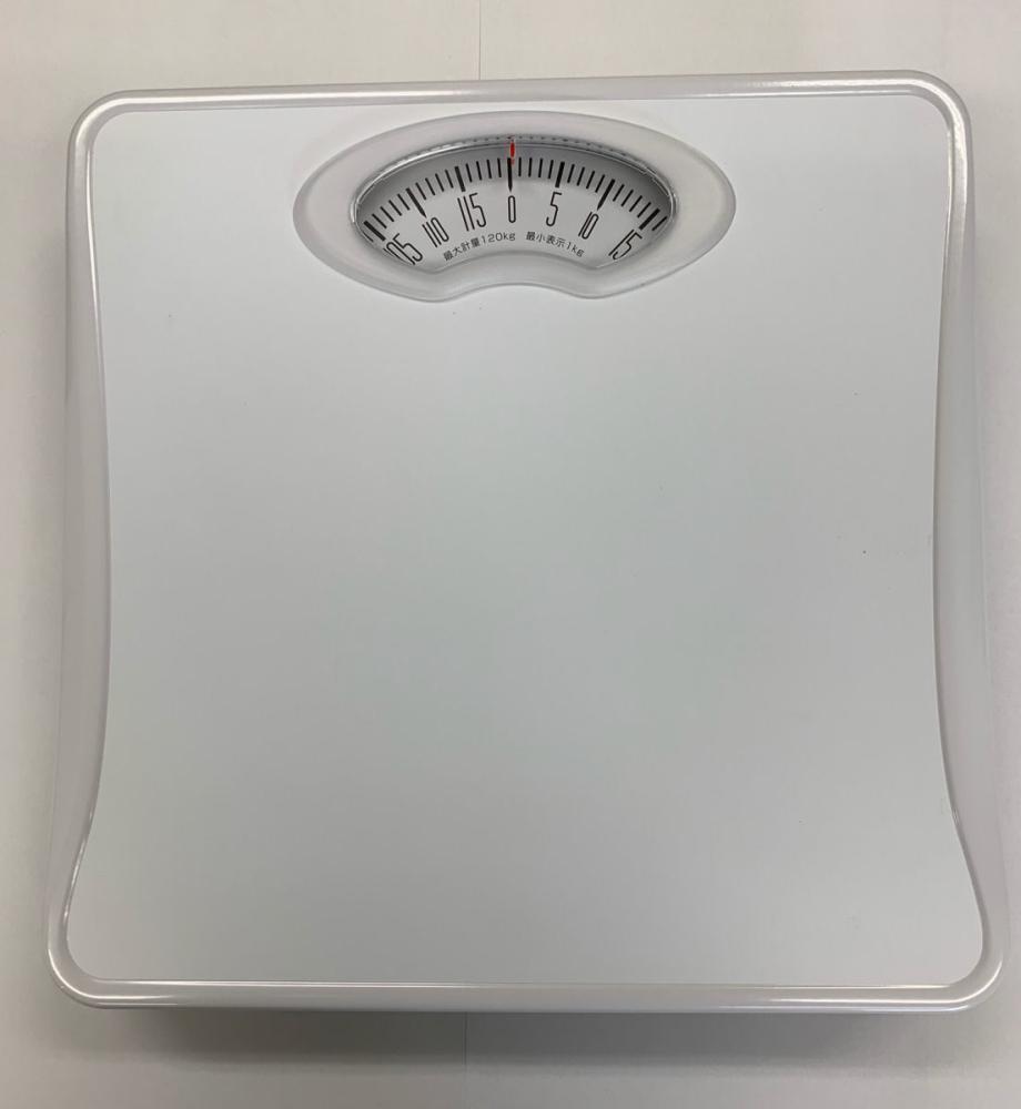AL 気軽に健康管理 アナログ体重計