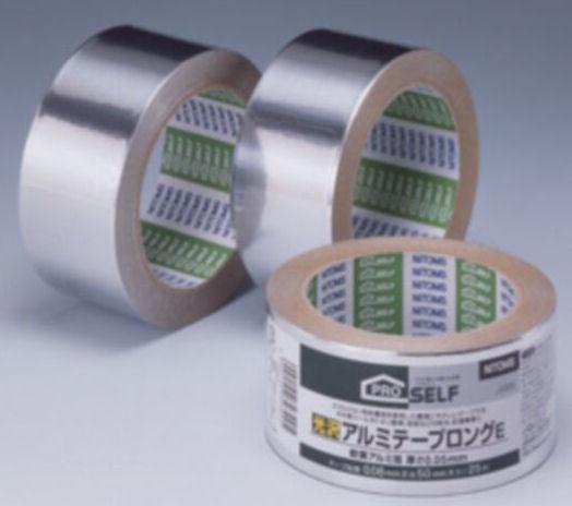 光沢アルミテ-プロングE50X25