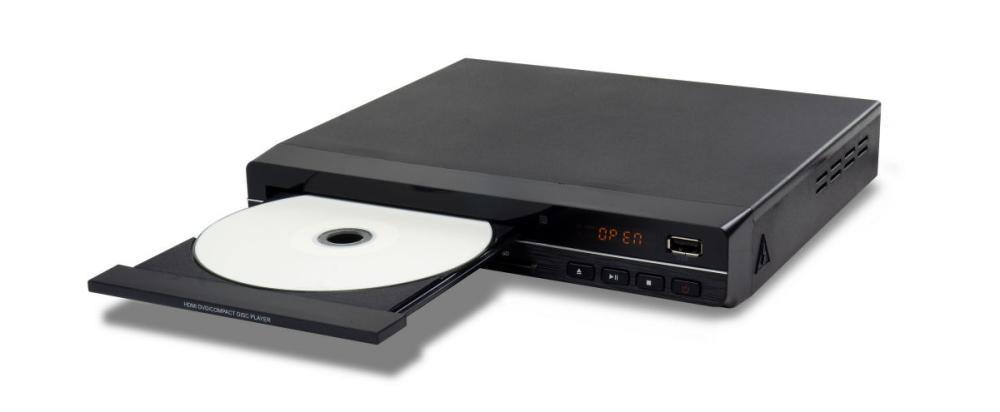 HDMI端子付 DVDプレーヤー DVD-H225BK ...