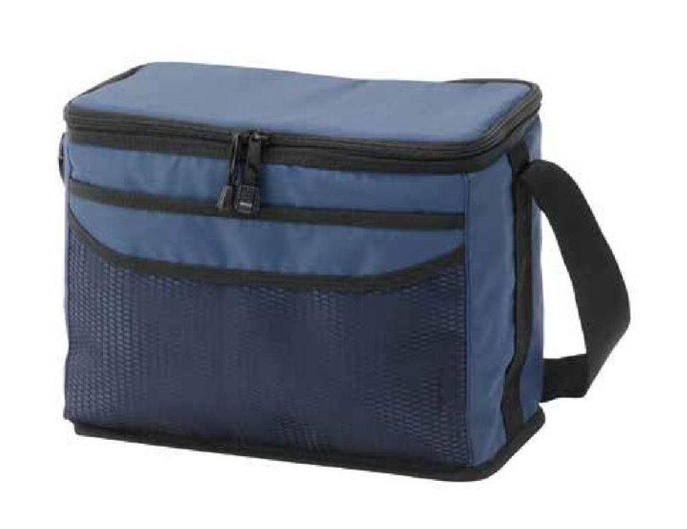 コメリセレクト ソフトクーラーバッグ 15L ブルー