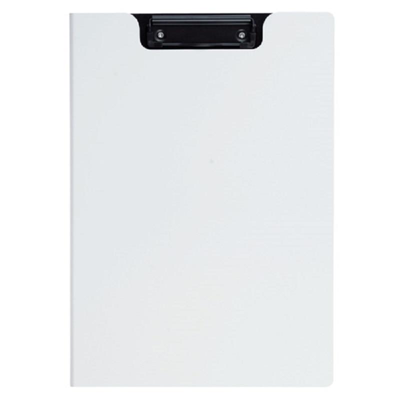セキセイ クリップファイル 発泡美人 A4-E ホワイト