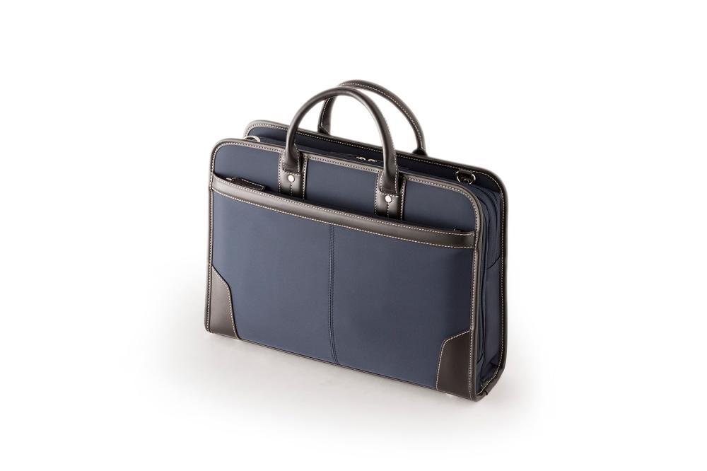 ビジネスカジュアルバッグ AGBS-1709 ネイビー