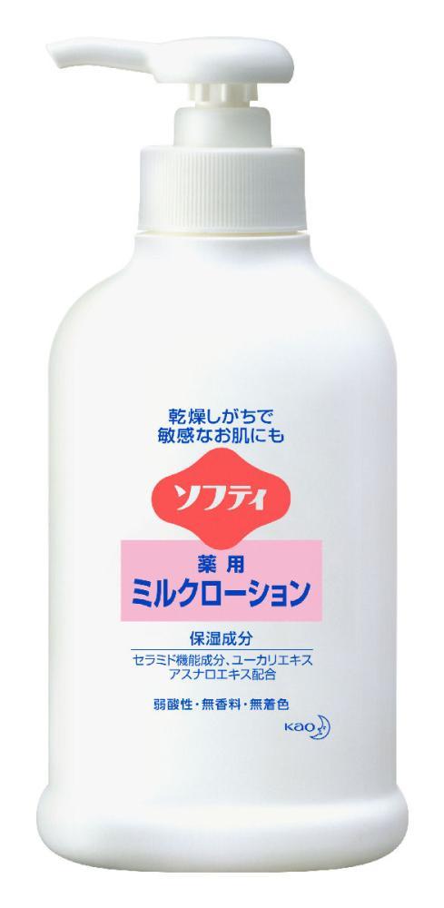 花王 ソフティ 薬用ミルクローション 250ml