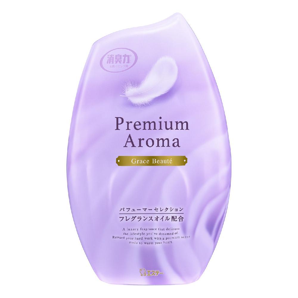 エステー お部屋の消臭力 プレミアムアロマ 消臭芳香剤 400ml 各種