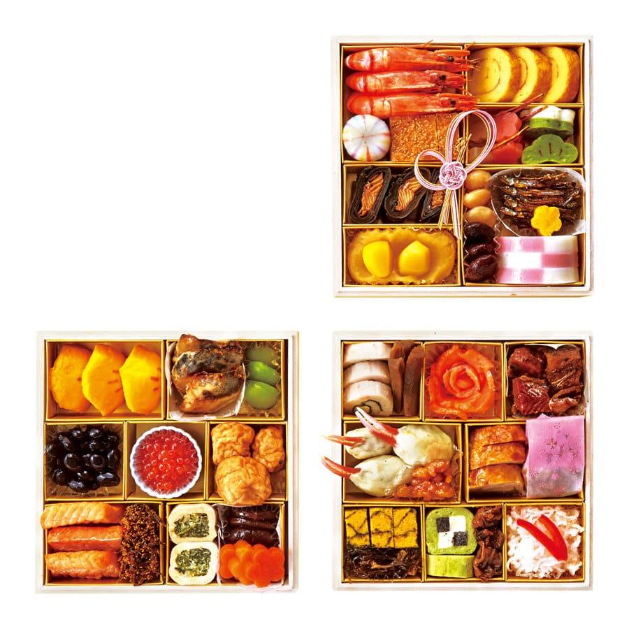 【おせち】 神戸「料理屋植むら」監修 料理屋のおせち P41-10