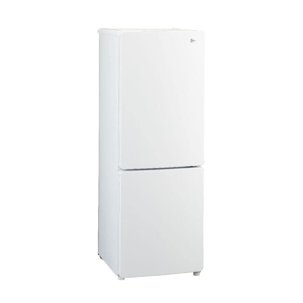 ハイアール 2ドア冷蔵庫 173L ホワイト JR-NF173B(W)