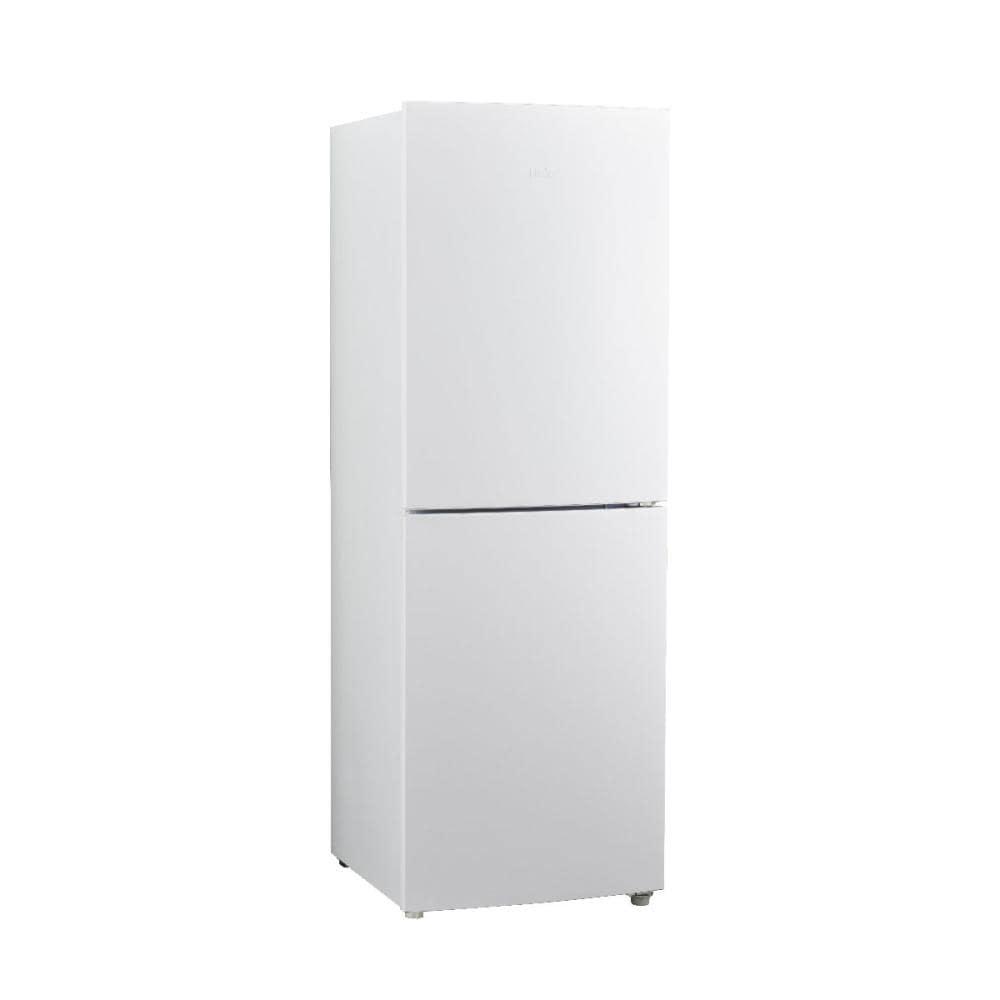 ハイアール 2ドア冷蔵庫 218L ホワイト JR-NF218B(W)