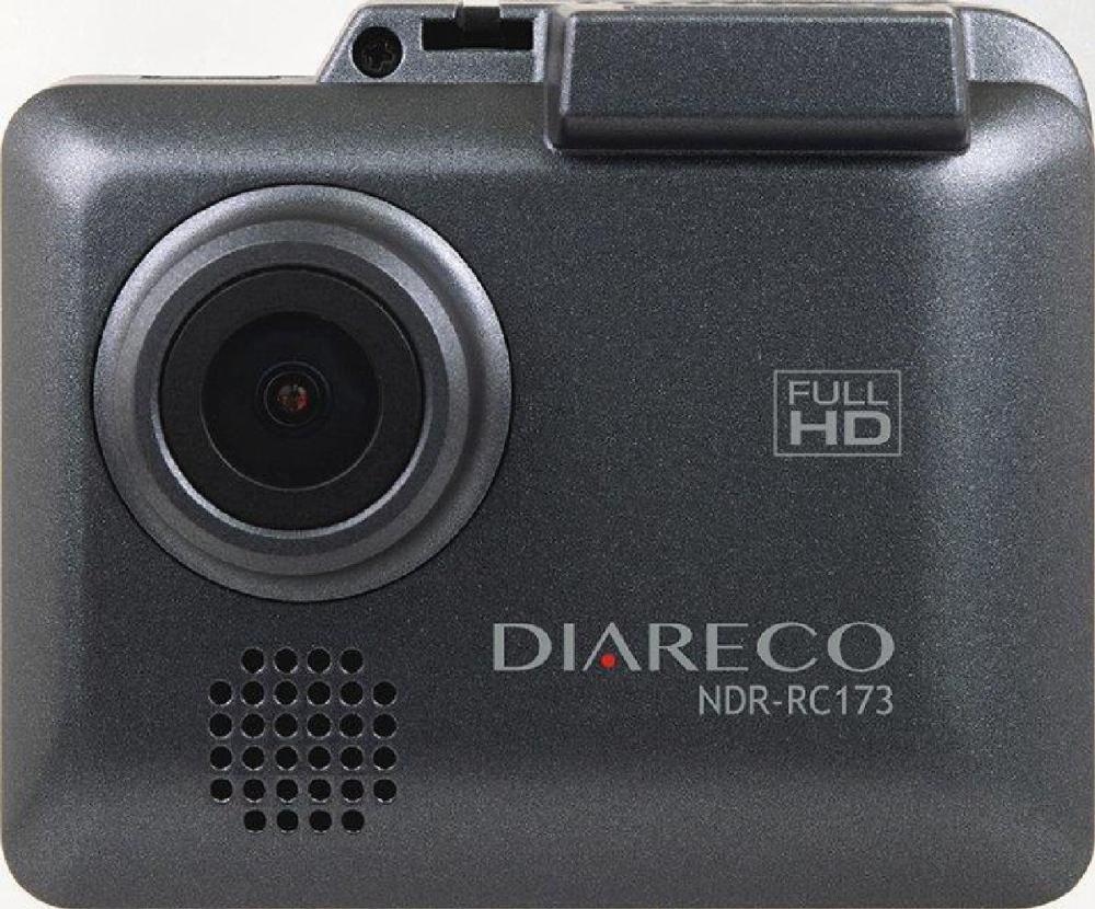 エンプレイス 200万画素 ドライブレコーダー リア付 NDR-RC173
