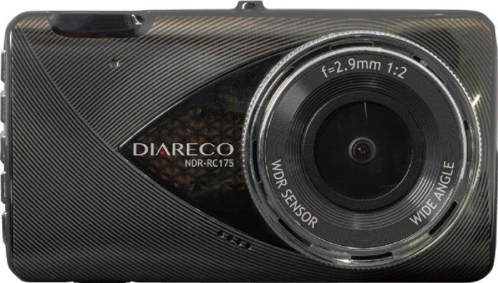エンプレイス ドライブレコーダー リアカメラ付 200万画素 NDR-RC175