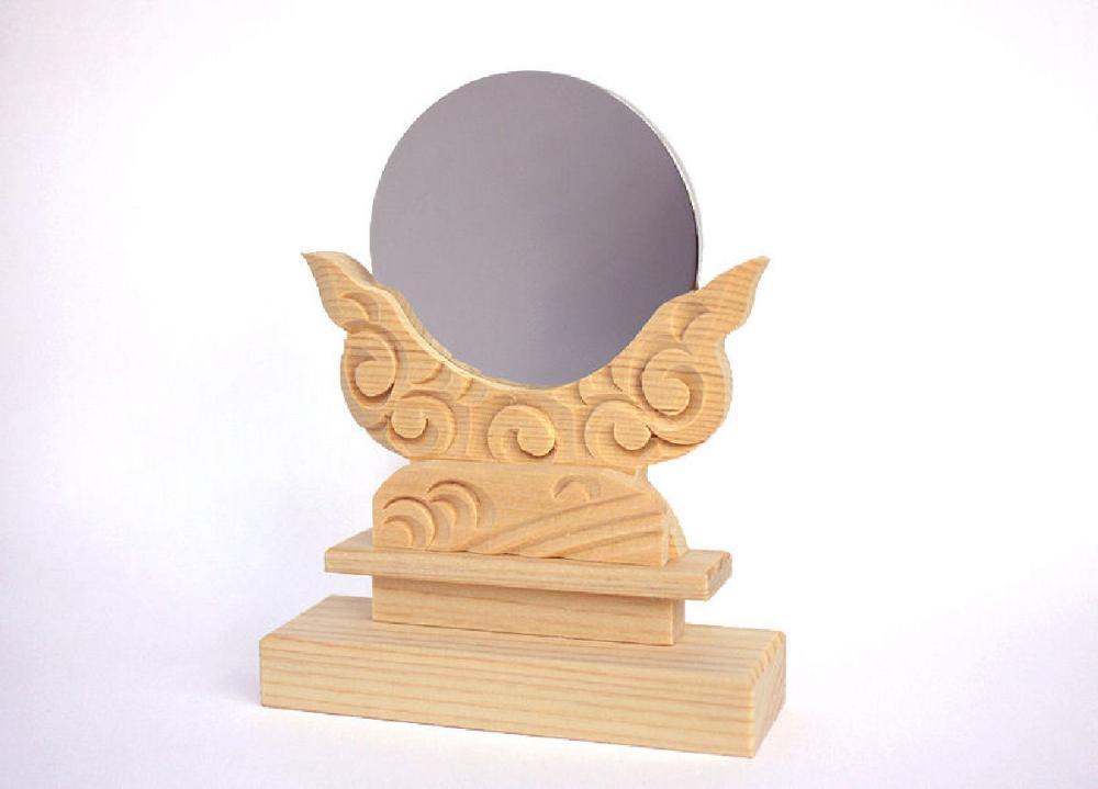 木曽桧 神鏡 各種