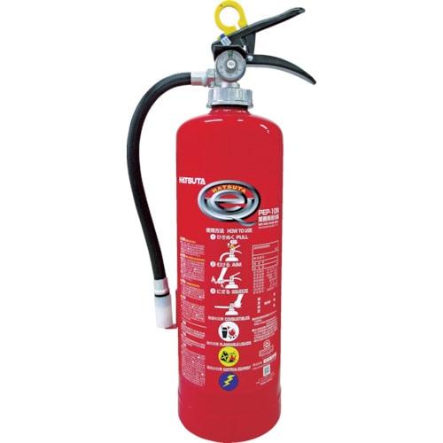 HATSUTA 蓄圧式粉末消火器 10型_
