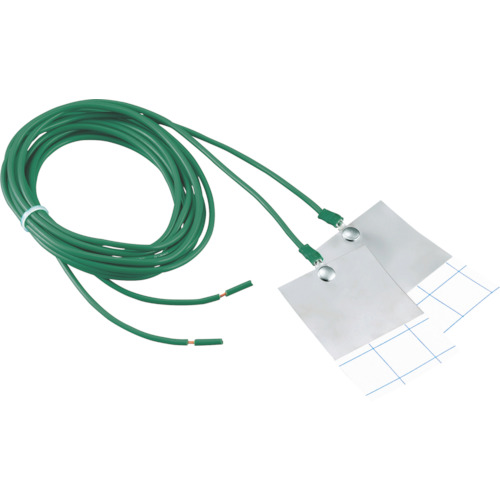 HOZAN アース線 導電性マット用_