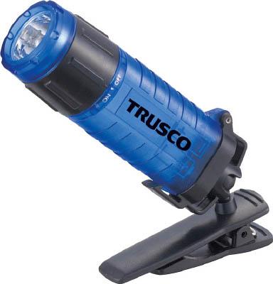 TRUSCO LEDクリップライト 10ルーメン 25.5X108XH60_