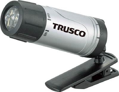 TRUSCO LEDクリップライト 30ルーメン 28.5X103XH65.5_