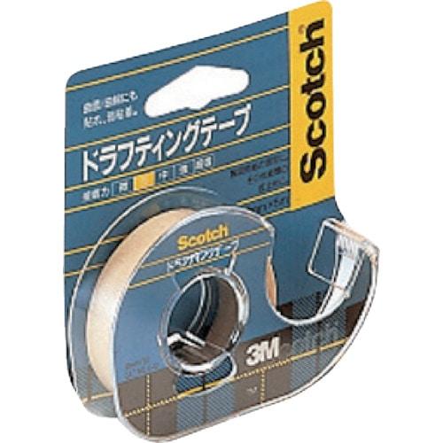 3M ドラフティングテープ 12mmX5m 巻芯径25mm_