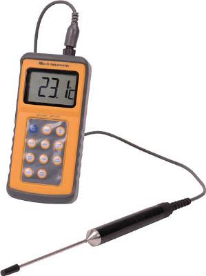 TRUSCO 防水型デジタル温度計_