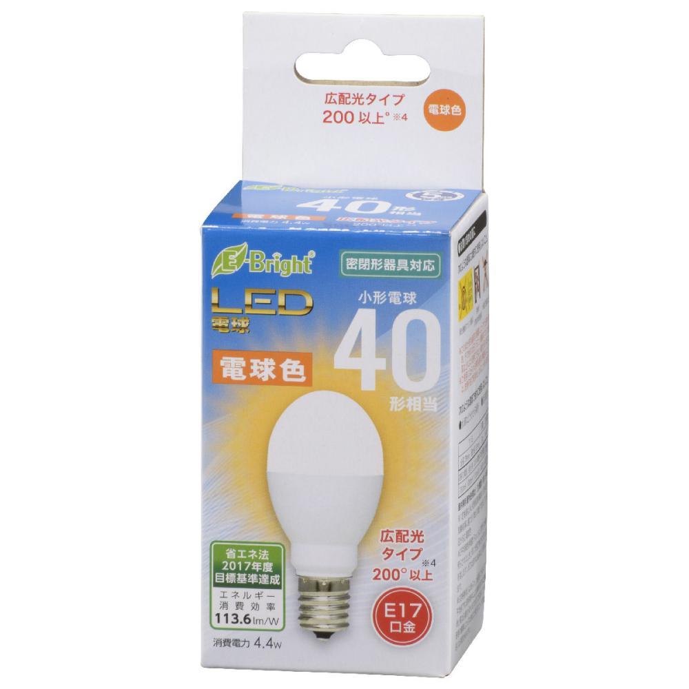 オーム電機 LED電球 PS E17 各種
