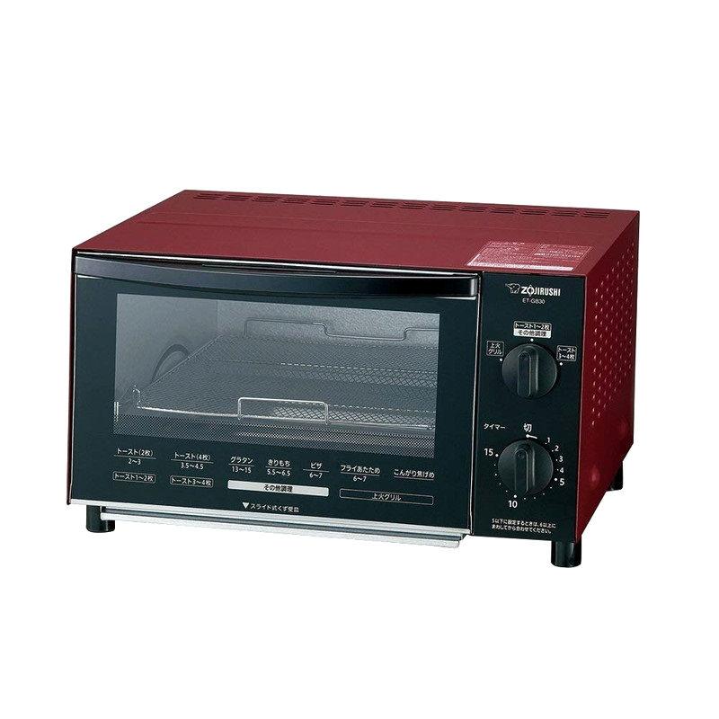 4枚焼き オーブントースター ETーGB30RZ