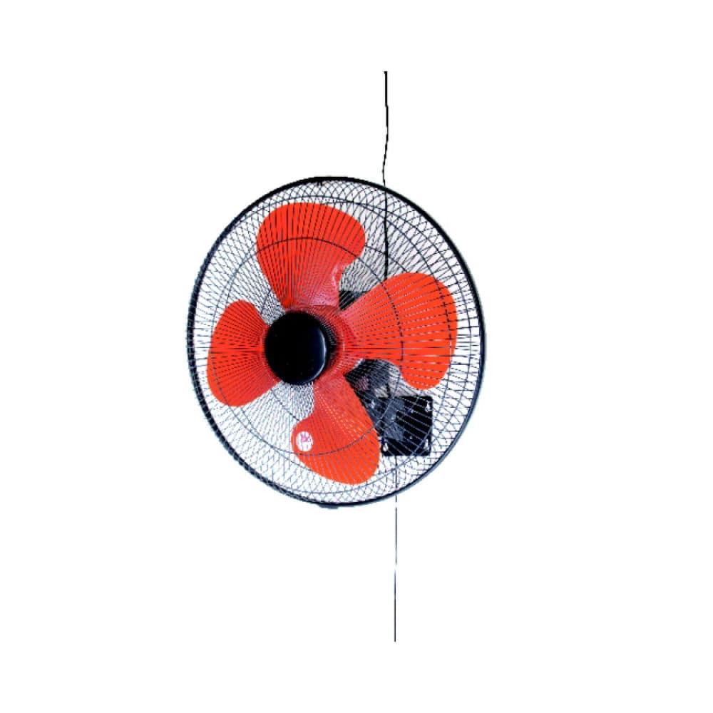 プラスチック羽根 壁掛扇 45cm RL45-PWN
