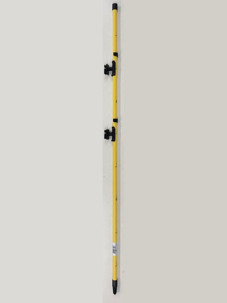 イノシシ用ガイシ付電柵杭 14×900mm