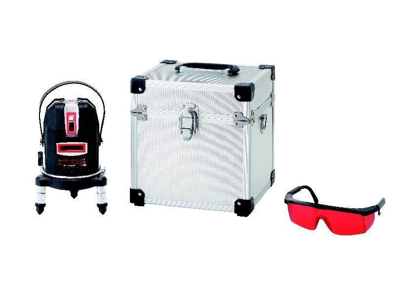 プロ用レーザー墨出器 レッド RZ-LXR5