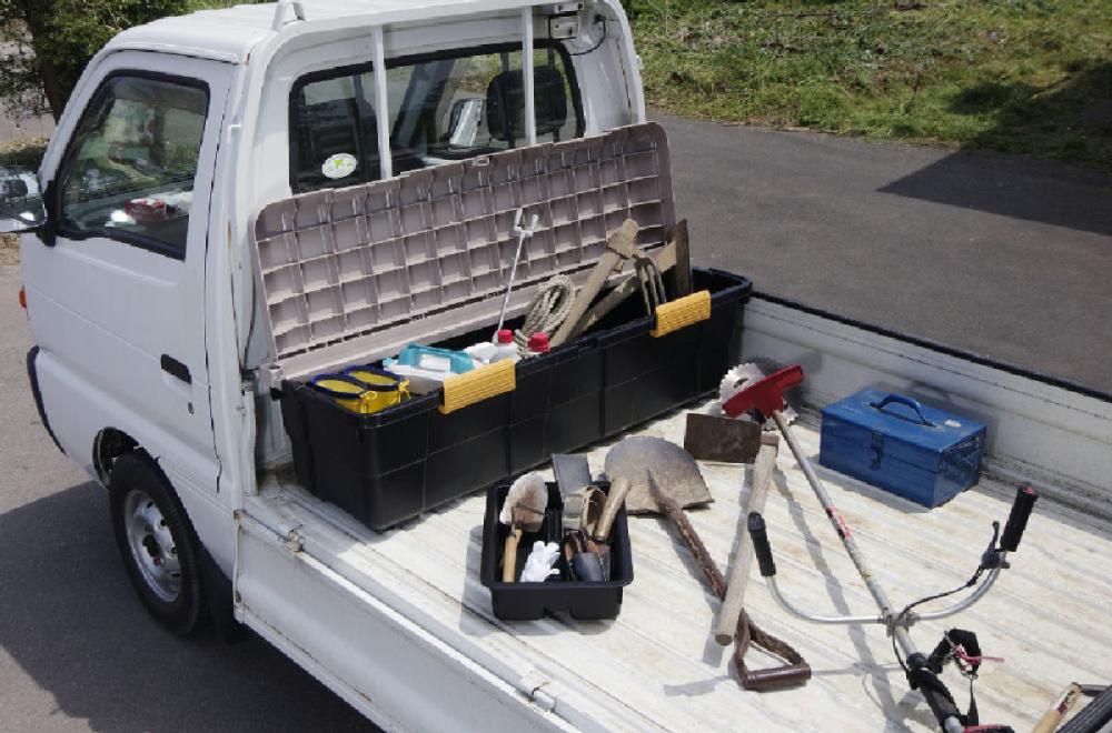 軽 トラ 荷台 ボックス 【使い方や費用】軽トラックの荷台ボックスとは?