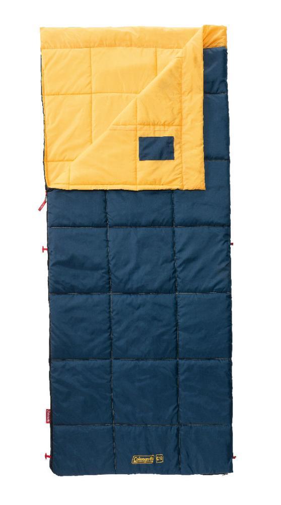 コールマン 寝袋 パフォーマー3/C10 イエロー