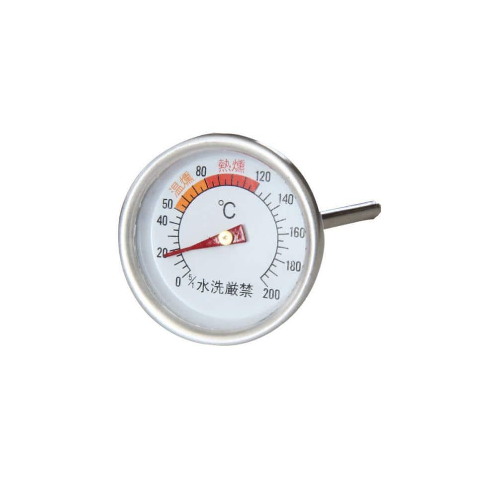 BUNDOK スモーカー用温度計 BD-438